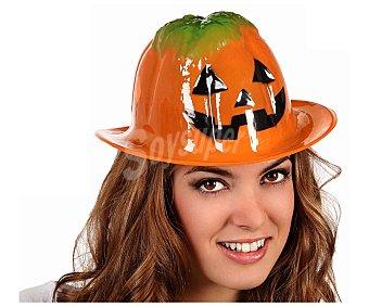 Atosa Accesorio para disfraz de Halloween, Sombrero de calabaza 28x25 centímetros ATOSA.