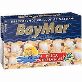 Baymar Berberecho artesano Lata 120 g
