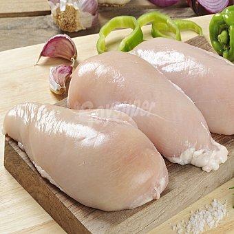 Carrefour Pechuga pollo entera familiar Bandeja de 1100.0 g.