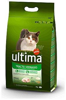 Ultima Affinity Comida para Gatos Ultima Control del Tracto Urinario 3 kg
