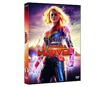 Disney Capitana Marvel, 2019, Dvd. Género: Ciencia Ficción. Edad: + 7 años.