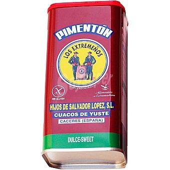 LOS EXTREMEÑOS Pimentón dulce Lata 250 g