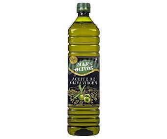 Mar de Olivos Aceite de oliva virgen Botella de 1 l