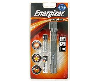 Energizer Linterna metal led 2AA 1 Unidad