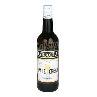Gracia Pale cream 75 cl