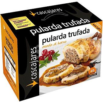 CASCAJARES Pularda trufada asada al horno 4 - 6 raciones Envase 1200 g