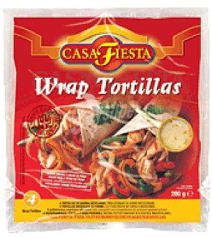 Casa Fiesta Tortillas Wrap 245 g