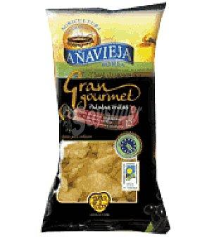 Añavieja Patata frita aceite girasol gourmet 125 g