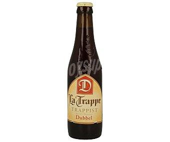 La Trappe Cerveza holandesa Dubbel Botellín 33 cl