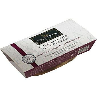 IMPERIA Foie gras de pato Micuit Envase 200 g
