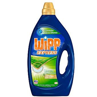 Wipp Express Detergente líquido limpieza profunda 50 lavados
