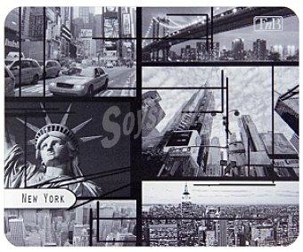 TNB NEW YORK Alfombrilla, Ultrafina y Antideslizante