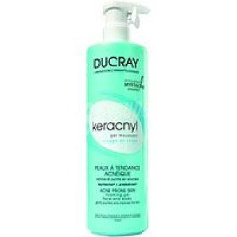 Ducray Gel limpiador Keracnyl Bote 400 ml