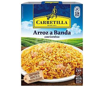 Carretilla Arroz a banda con gambas 250 g