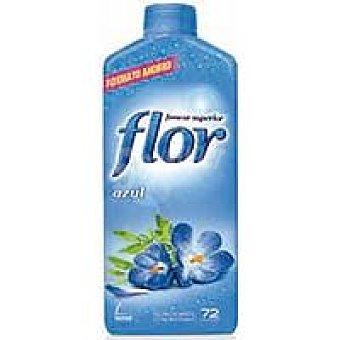 Flor Suavizante concentrado frescor total Garrafa 72 dosis