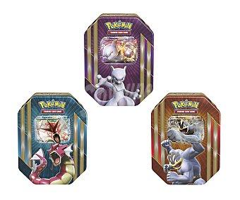 Pokemon Cartas coleccionables Pokemon en caja metálica 1 unidad