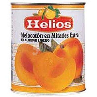 Helios Melocoton almibar 480 g