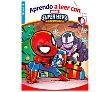 Aprende a leer con Super hero adventures nivel 4, vv. aa. género: infantil. editorial marvel. Marvel