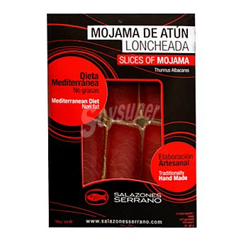 Serrano Mojama de atun lonchas 100 g