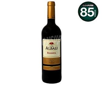 Viña Albali Vino Tinto reserva D.O. Valdepeñas Botella 75 cl