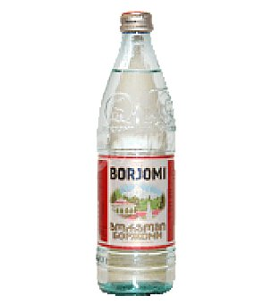 Borjomi Agua mineral con gas 50 cl