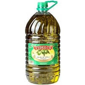 Fidelco Aceite de oliva virgen Garrafa 5 litros