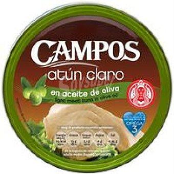 Campos Atún claro en aceite de oliva Lata 160 g