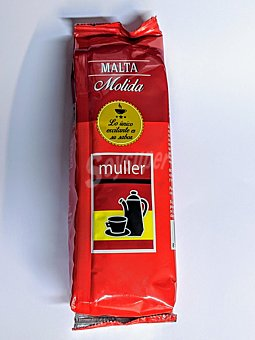Muller Malta molida Paquete 200 g