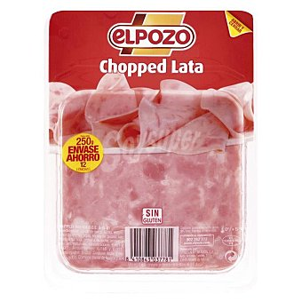ElPozo Chopped Pork  Lata 250 g