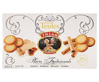 Trias Surtido de galletas tradicionales Teules Caja 400 g