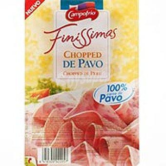 Finissimas Campofrío Chopped de pavo Bandeja 115 g