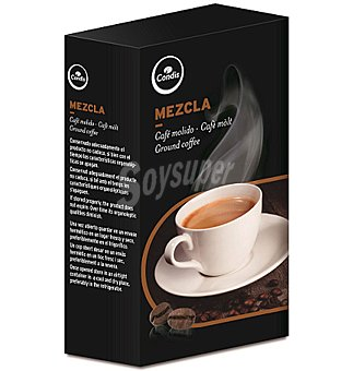Condis Cafe molido mezcla 250 G