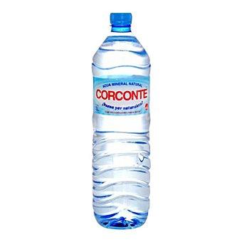Corconte Agua mineral Botella 1,5 litros