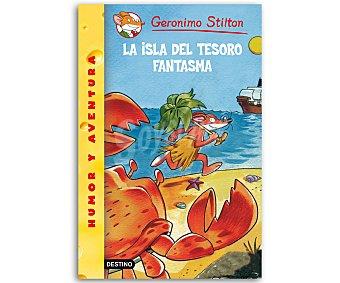 INFANTIL Gerónimo stilton: La isla de tesoro fantasma, vv.aa, género: infantil, editorial: Destino. Descuento ya incluido en pvp. PVP anterior: 42: La isla del