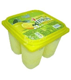 Granizado de limón 4 ud