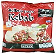 Rellena para kebah congelado (con carne de pollo y ternera) Paquete 300 g Hacendado