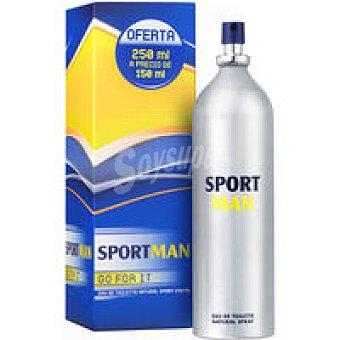 Sport Man Colonia 150+100ml