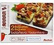 Baguettes a la boloñesa 250 gr Auchan