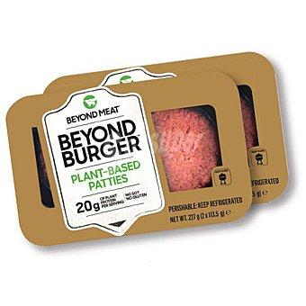 Beyond Meat Beyond Burger hamburguesa de origen vegetal sin gluten 2 unidades Bandeja 226 g