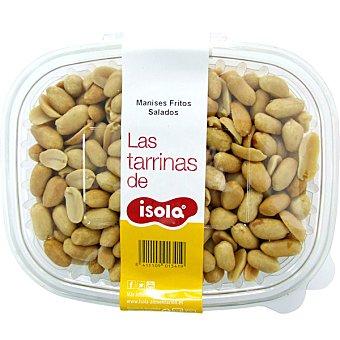 ISOLA Cacahuetes repelados fritos Tarrina 500 g