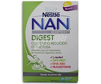 Nan Nestlé Leche infantil en polvo, para el tratamiento de trastornos digestivos leves desde el primer día Expert 750 Gramos