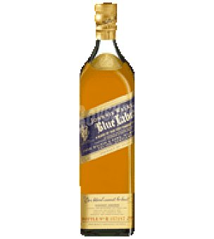 Johnnie Walker Whisky blue 70 cl