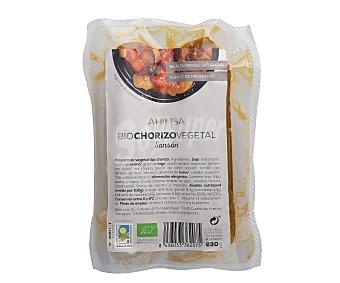 Ahimsa Preparado vegetal tipo chorizo Sansón 230 gramos