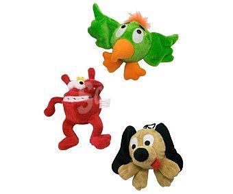San Dimas Peluche de juguete para perros 1 unidad