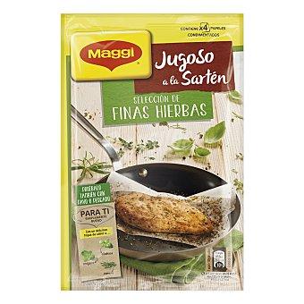 Maggi Jugoso a la sartén finas hierbas Sobre 23,4 g