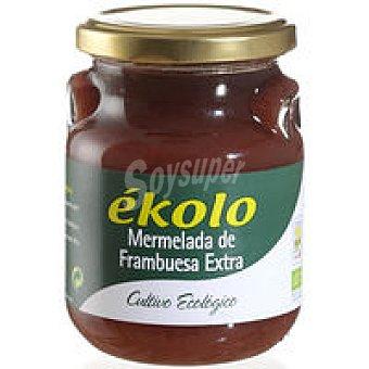 EKOLO Mermelada de frambuesa ecológica Tarro 280 g