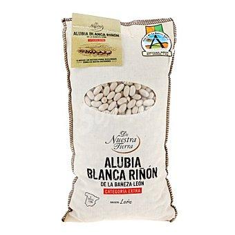 De nuestra tierra Alubia blanca riñón de La Bañeza (león) - De Nuestra Tierra 1 kg