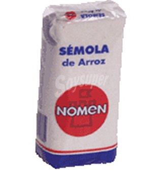 Nomen Sémola de arroz Paquete 250 gramos