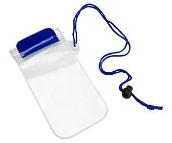 PINCHO Bolsa de plástico con cierre de seguridad mas cierre de velcro, para guardar los objetos personales y protegerlos de la arena y el agua 1 unidad