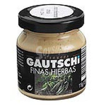 Gautschi Salsa a las finas hierbas Frasco 115 g